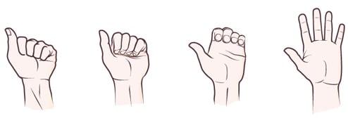 flexion-doigts-etirement