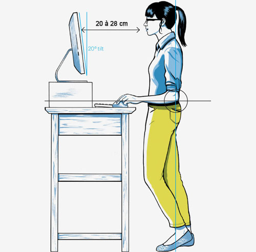 travailler-debout-bureau